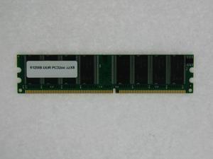 512MB MEMORY PC 3200 400MHz 32X8 DDR CL3 Non-ECC 184 Pin FOR MSI 865PE NEO NEO-L NEO2-FIS2R NEO2-LS NEO2-P MS-6728 NEO2-PFS