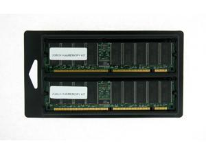 2GB (2*1GB) PC 133 for Sun LX50 Compatible Memory