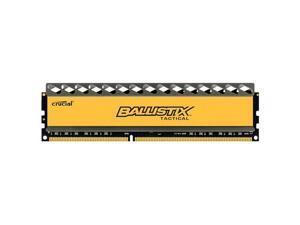 Crucial Ballistix Tactical SDRAM Memory Module 4 GB (1 * 4 GB) DDR3 SDRAM 1866 MHz DDR3-1866/PC3-14900 Non-ECC Unbuffered 240-pin DIMM