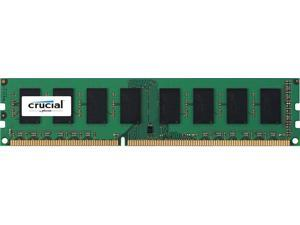 Crucial  8 Gb Ddr3 Sdram 1866 Mhz Ddr3-1866/pc3-14900 1.35 V Non-ecc Unbuffered 240-pin Dimm