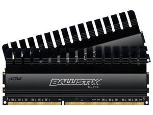 Crucial Technology 16gb Kit 1866 Non Ecc  PC3-14900  DDR3 SDRAM