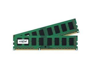 Crucial Sdram Memory Module 4 Gb [2 * 2 Gb] Ddr3 Sdram 1600 Mhz Ddr3-1600/pc3-12800 1.50 V Non-ecc Unbuffered 240-pin Dimm