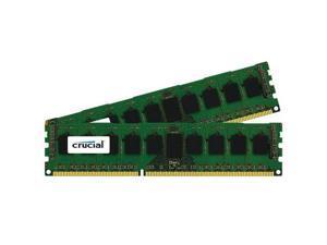 Crucial  Sdram Memory Module 16 Gb [2 * 8 Gb] Ddr3 Sdram 1866 Mhz Ddr3-1866/pc3-14900 1.35 V Non-ecc Unbuffered 240-pin Dimm