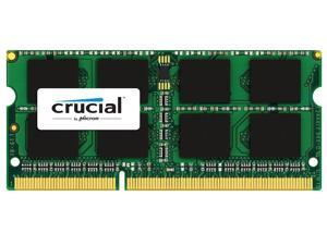Crucial  Memory For Mac 16 Gb [2 * 8 Gb] Ddr3l Sdram 1866 Mhz Ddr3l-1866/pc3-14900 1.35 V Non-ecc Unbuffered 204-pin Sodimm