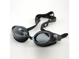 Swimming goggles to prevent ultraviolet optical lens waterproof swimming goggles,Complimentary ear nose clip
