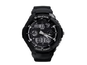 fashion men genuine shock multifunction sports watch digital watches S-001S armored waterproof hiking
