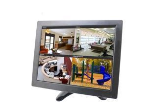 "Vibob 10.1"" CCTV TFT LCD Monitor With AV/HDMI/BNC/VGA Input"