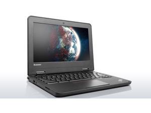 "Lenovo ThinkPad 11e 20ED001HUS 11.1"" Notebook - AMD A series A4-6210 (1.8 GHz), 4GB RAM, 120GB SSD, AMD Radeon R3 - Windows 10 Pro 64-Bit"