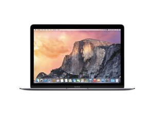 "Apple MacBook 12"" Retina IPS LED 1.1GHz Intel Core M 8GB RAM 256 PCIe Flash OSX-Yosemite - Space Gray (Custom Built)"