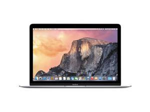 "Apple MacBook 12"" Retina IPS LED 1.1GHz Intel Core M 8GB RAM 256 PCIe Flash OSX-Yosemite - Silver (Custom Built)"