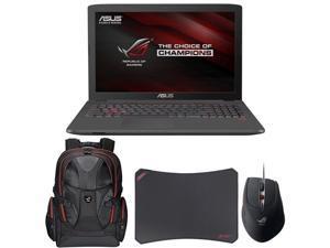 "ASUS ROG GL752VW-DH71 17.3"" Gaming Laptop - Core i7 6700HQ (2.60 GHz), 16 GB Memory 1 TB HDD, NVIDIA GeForce GTX 960M 2 GB GDDR5 + Gaming Bundle"