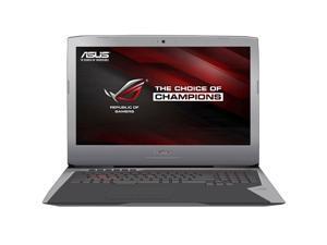 "ASUS ROG G752VM 17.3"" Overclocked Gaming Laptop, GTX 1060 6GB GDDR5, Core i7-6700HQ, 16GB OC DDR4,1TB HDD"