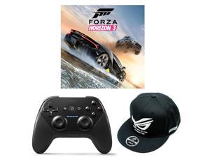 ASUS ROG Forza Horizon 3 Game Bundle - Forza Horizon 3 PC Digital Game Code + ASUS Nexus Player Gamepad + ASUS ROG Hat