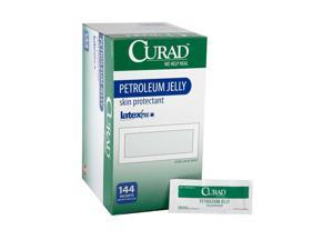 Petroleum Jelly Curad 144/BX White/Green