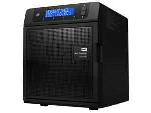WD Sentinel DS5100 S-Series 4TB Network Attached Storage Server
