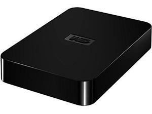 Western Digital 2TB(2000GB) Elements Portable External Hard Drive Powered by ...
