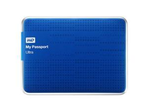 Western Digital My Passport Ultra 1TB USB 3.0 Portable External Hard Drive - ...