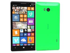 "Nokia Lumia 930 Rm-1045 GREEN Snapdragon 800 Quad Core 2.2GHz 5.0"" 32GB 20MP Windows 8.1 Unlocked International Model Phone"