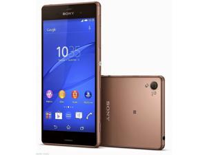 Sony XPERIA Z3 GOLD D6603 LTE Unlocked Internatioanl Model