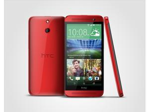 HTC ONE E8 ACE Unlocked Internatioanl Model 16GB, Red single sim
