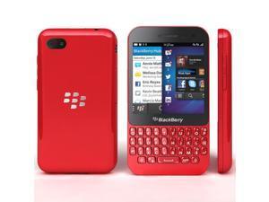 "BlackBerry Q5 SQR100-2 Red (FACTORY UNLOCKED) 8GB3.1""Dual-Core 1.2GHz 5MP"