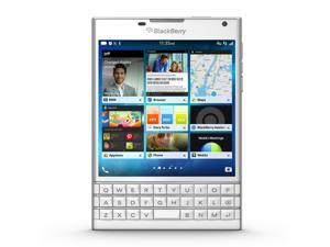 BlackBerry Passport SQW100-1 (Unlocked International Phone) WHITE