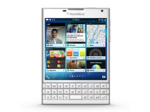 BlackBerry Passport SQW100-1 (Unlocked International Phone) WHITE