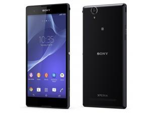 Sony XPERIA T2 Ultra D5306 Black ,Unlocked International Phone