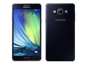 Samsung Galaxy A7 Duos SM-A700H Black (Unlocked international phone) ,16GB