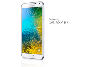 Samsung Galaxy E7 Duos SM-E7000 White (Unlocked International Phone) ,16GB