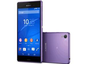 Sony Xperia Z3 D6653 16GB - Unlocked International Phone - GSM - Purple