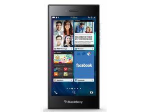 "BlackBerry Leap STR100-1 Black (Unlocked International Model) 5.0"" , 16GB ,2GB RAM ,8MP"