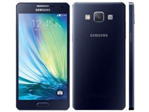 Samsung Galaxy A5 Duos SM-A500H/DS Midnight Black (Unlocked International Model) 16GB, Dual Sim
