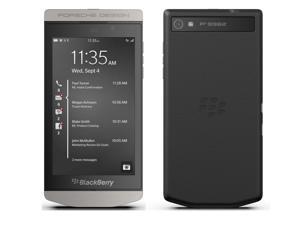 "BlackBerry Porsche Design P9982 (FACTORY UNLOCKED) 64GB 2GB RAM 4.2"" 8MP"