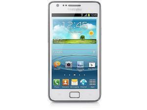 "Samsung Galaxy S2 Plus GT-i9105 White (FACTORY UNLOCKED) 8GB4.3"" AMOLED 8MP"