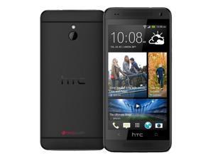 "HTC One Mini Black 601N (Factory Unlocked) 4.3"" HD 1.4Ghz Duad-Core 16GB"