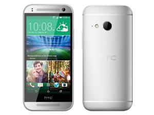 "HTC ONE Mini 2 M8 2014 Silver (FACTORY UNLOCKED) 4.5"" HD1.2GHz Quad-Core 16GB"