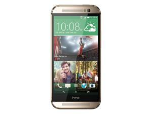 "HTC ONE Mini 2 M8 2014 Gold (FACTORY UNLOCKED) 4.5"" HD1.2GHz Quad-Core 16GB"