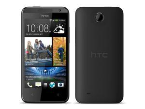 "New HTC Desire 300 301s Black (FACTORY UNLOCKED) 4GB5MP 4.3"" Micro SD Slot"