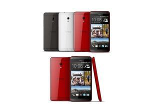"HTC Desire 700 7060 Red Dual Sim (FACTORY UNLOCKED) 8GB 5.0""Quad-Core 1.2GHz"