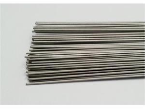 "10-pcs Titanium ERTi-5 (Grade-5) Commercial Pure TIG Welding Rods 1/16""x36"""