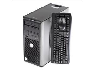 Dell Optiplex 760 Tower Core 2 Duo Dual Core 3.00Ghz 8Gb 250Gb Dvdrw Windows 10 Home 64 Bit Amd Hd 5450 Video