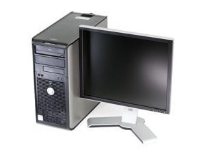 "Dell Optiplex 760 Tower Core 2 Duo Dual Core 3.00Ghz 8Gb 250Gb Dvdrw Windows 10 Home 64 Bit Amd Hd 5450 Video 19"" Lcd"