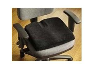 "Memory Coccyx Cushion - 16.5"" X 15"" X 2.5"""