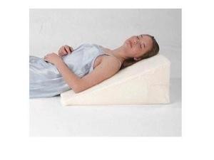 "Bed Wedge 10"" - ALL Memory Foam"
