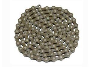 KMC Chain 1/2 x 3/32 x 116 Link 6-9 Speed, Brown