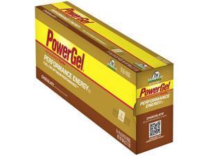 FOOD PWB GEL CHOCOLATE BX24W/CAFFEINE