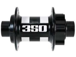 Dt Swiss 350 Hub, 28x100x5mm 6B, Black