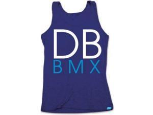 Diamondback Bmx Gray Tank Top, Royal Blue, X-Large