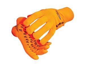 DeFeet E-Touch Dura Glove Orange MD Smart Phone Compatible